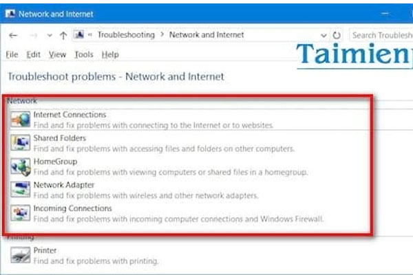 Hướng dẫn tự sửa lỗi không vào được internet tại nhà