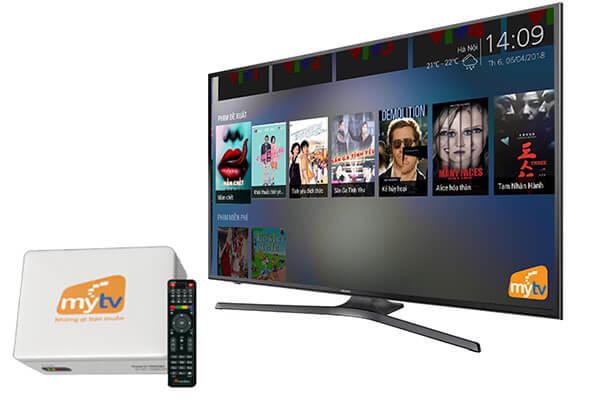 MyTV 4 0 - trải nghiệm truyền hình khác biệt tại Việt Nam