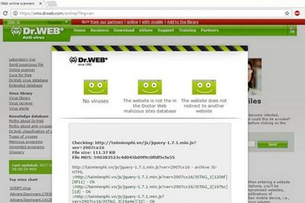 6 cách kiểm tra link an toàn khi lướt web tốt nhất hiện nay