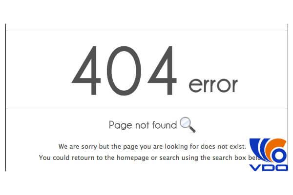 Cách sửa lỗi 404 Not Found trên máy tính nhanh nhất hiện nay