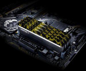 G.Skill Sniper X 16GB DDR4